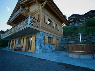 Bright 4 bedroom Chalet in Thyon - Thyon vacation rentals