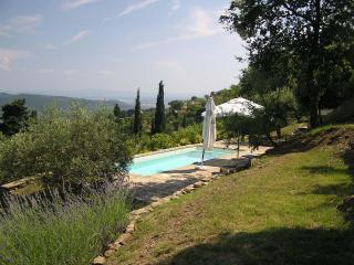 Villa Rosa: a private home in Cortona, magical! - Cortona vacation rentals