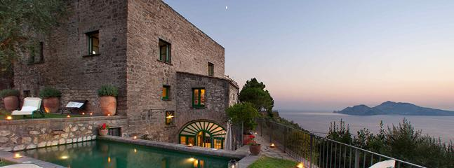 Sorrento Peninsula Villa with Spectacular Views  - Villa Dina - 9 - Image 1 - Marciano - rentals