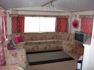 Nice Clacton-on-Sea Caravan/mobile home rental with Garden - Clacton-on-Sea vacation rentals