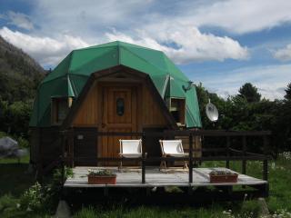 Cabaña Domo Chacra Santa Rita - Puelo vacation rentals