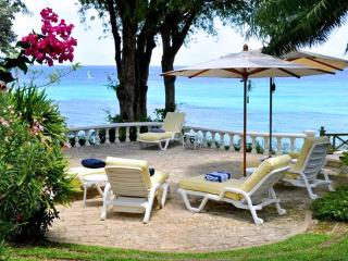 Barbados Villa 120 Looking Out To The Gardens And The Inviting Waters Of The Caribbean Sea. - Fitts vacation rentals