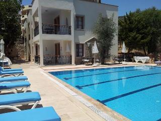 Spacious one/two bed apartment in Kalkan; sleeps 5 - Kalkan vacation rentals