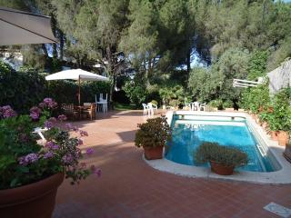 VILLA NORMA:Superb villa with pool,park,all rooms with private bathroom - Sicily vacation rentals