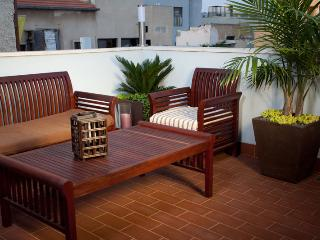 Eden House Superior Roof-Top Studio with Terrace - Tel Aviv vacation rentals