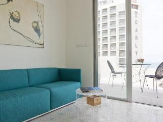 Eden Sea Front Studio with Terrace - Tel Aviv vacation rentals
