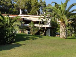 Beachfront Oasis Villa at Elani Halkidiki - Kalithea vacation rentals