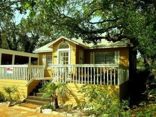 Eclectic, Romantic, 40's Austin Lakeside Cottage - Buffalo Gap vacation rentals