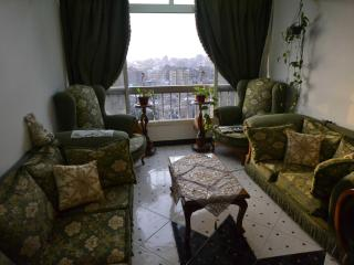 fully furnished flat Dokki heart of Cairo 3BR/2BA - Giza vacation rentals