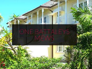 One Battaleys Mews Townhouse  Barbados - Mullins vacation rentals
