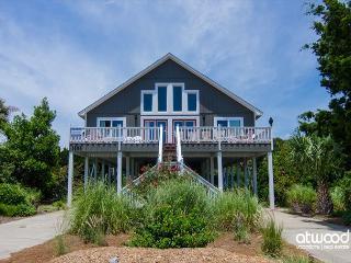 Brugger House - Ocean View, 4 Bedrooms + Loft - Edisto Island vacation rentals