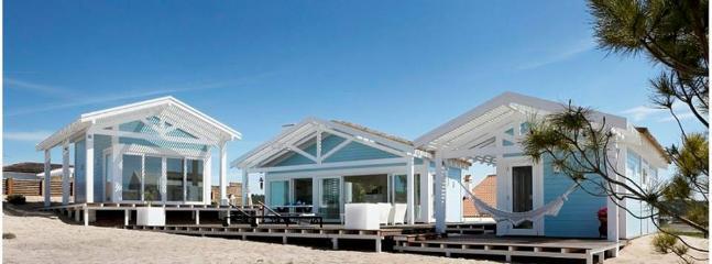 Villa at daylight - Luxury Villa in Lagoa Formosa (Comporta) - Comporta - rentals