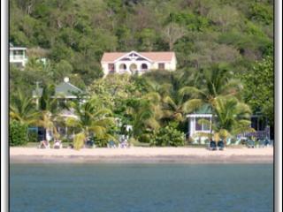 Allamanda - Walk to the Beach - Nevis vacation rentals