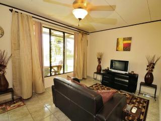 2 bedroom poolside Condo 150 Yards to the Beach:-) - Jaco vacation rentals