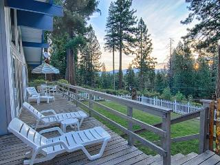Comfortable House with Deck and Internet Access - Tahoe City vacation rentals