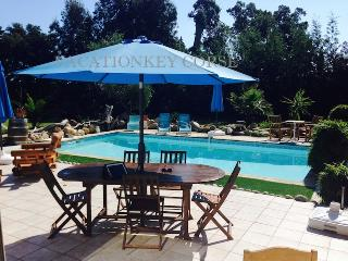 Corsica villa vacation rentals private pool near Beach - Solaro vacation rentals