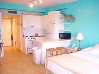 Miami Beach Scenic studio facing the Ocean. - Miami Beach vacation rentals