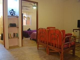 Cozy, Central 2 Bedroom Ground Fl Apt, Near Beach - Puerto Morelos vacation rentals