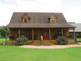 Nice Cabin with Internet Access and A/C - Nacogdoches vacation rentals