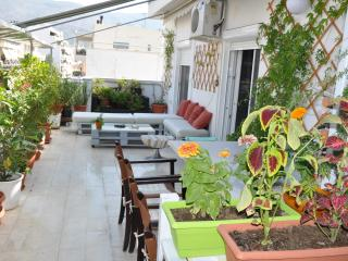 Spacious, lightful and fresh apartment - Volos vacation rentals