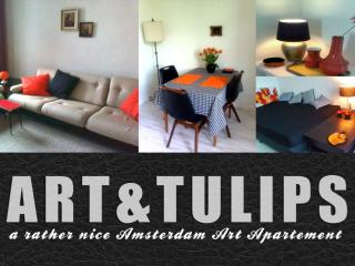 Art and Tulips - Amsterdam vacation rentals