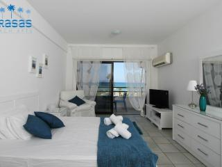 Larnaca Beach Studio with Sea View Holiday Rental - Larnaca District vacation rentals