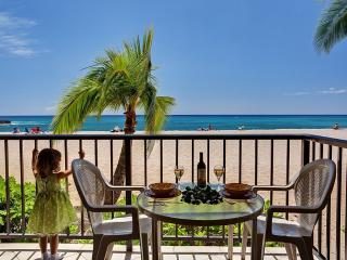 * * * Beachfront * * * 1st Floor Hawaiian Princess - Makaha vacation rentals