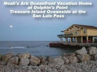 Oceanfront w Great Fishing! - Galveston vacation rentals