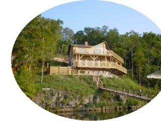 Poco Risco Lakefront Log Homes Lake of the Ozarks - Lake of the Ozarks vacation rentals
