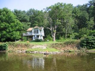 Waterfront Cabin, Delaware River, Callicoon - Callicoon vacation rentals