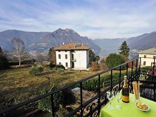 Charming Villa with Internet Access and Balcony - Faggeto Lario vacation rentals