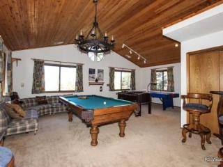 Mountain Hideaway: Family Retreat with Amazing Game Room - Big Bear Area vacation rentals