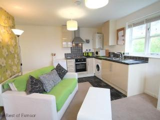 Lorna Doone Apartment, Watchet - Sleeps 2 - just 5 mins walk from harbour and cafes - Watchet vacation rentals