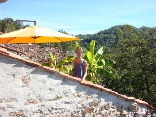 Rural tranquility - private balcony, magical view - Laborie vacation rentals