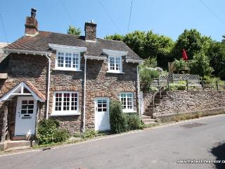 Stag Cottage, Porlock - Charming cottage with character in Porlock village on Exmoor - Porlock vacation rentals