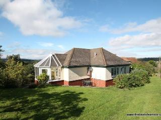 The Pippins, Old Cleeve - Sleeps 2 - Peaceful rural location - Edge of Exmoor - Minehead vacation rentals