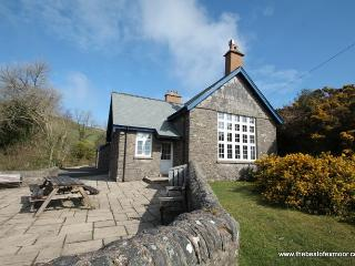 The School House, Countisbury - Spacious Victorian cottage in a stunning spot - Brendon vacation rentals