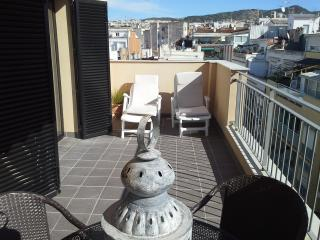 WHITE PENTHOUSE - Sitges vacation rentals