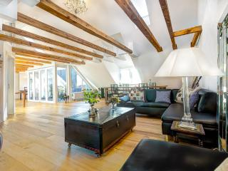 High Class Penthouse + Terrace - Munich vacation rentals
