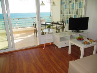 Apartment on the beach with wonderfull sea view. - El Puerto de Santa Maria vacation rentals