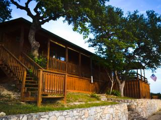 2 Luxurious Cabins on 55 Acres w Spectacular Views - Center Point vacation rentals