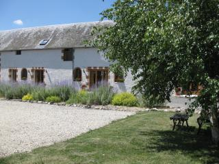 Comfortable 4 bedroom Cussay Gite with Internet Access - Cussay vacation rentals