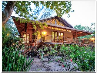 Tropical Breeze Villa - Beachfront - Sleeps 8 - Roatan vacation rentals