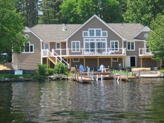 4 Season Modern Lakeside Home, Long Lake - Gray vacation rentals