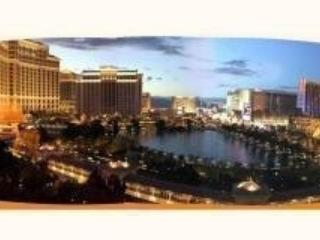 View from Room - BEAUTIFUL APARTMENT ON STRIP WITH VIEWS SLEEPS 10 - Las Vegas - rentals