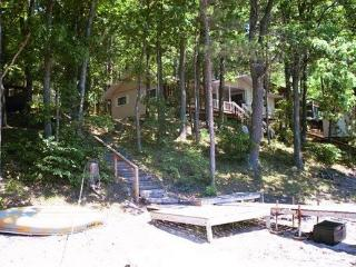 Gaylord Lakefront with 8 Person Hot Tub - Gaylord vacation rentals