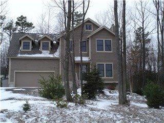 House exterior - Northridge at Camelback - 1 minute drive to slopes - Tannersville - rentals