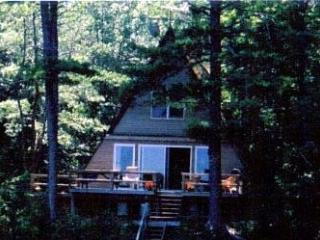 Waterfront home on Pemaquid Lake. - Damariscotta vacation rentals