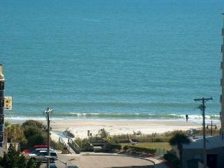 Myrtle Beach Ocean View Condo with a Balcony, Sauna, and Hot Tub - Myrtle Beach vacation rentals