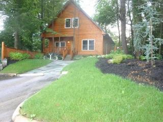 5 Star cabin with pool directly on the Parkway! - Gatlinburg vacation rentals